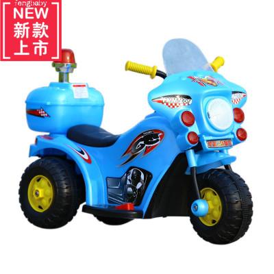 宝宝婴儿儿童电动车摩托车电瓶电动三轮车充电踏板可坐人玩具童车益智电动玩具男孩女孩开发大脑宝宝早教男女孩宝宝冬夏两用