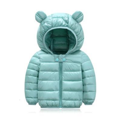 棉衣嬰兒冬裝衣服寶寶輕薄兒童羽絨棉外套男女小童棉襖冬