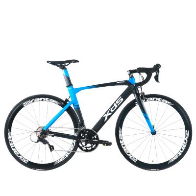 喜德盛公路自行車RC600運動型自行車破風男女運動18速刀圈公路車