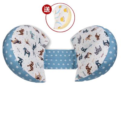 孕妇枕头护腰枕侧睡U型枕托腹抱枕腰靠枕多功能孕妇睡觉用品 诺妮梦
