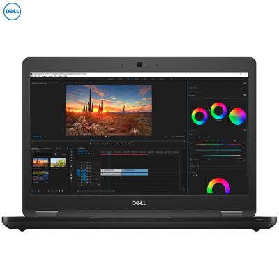 戴尔(DELL)Latitude 5480升级款5490 14英寸商务笔记本电脑(i5-8250U 8GB 256G固态 蓝牙 摄像头 W10H 3年保)