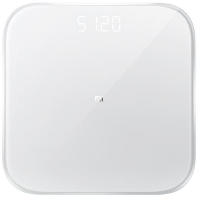 小米(MI) 体重秤 2代 白色智能电子称 家用精准智能分析 全面升级