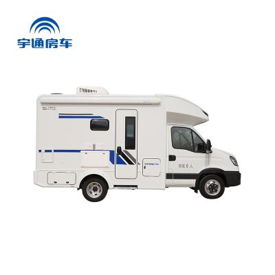 【定金抵扣】C533豪華版無拓小頂 限高系統 800Ah房車專用鋰電池 500W太陽能電池