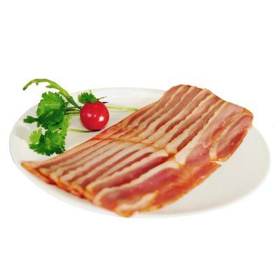 絕世豬五花肉培根家用烘焙原料早餐培根肉片手抓餅三明治配料250g*2