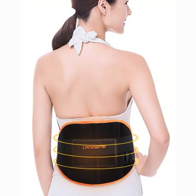 蓝韵 艾灸热敷暖宫保暖护腰带 电发热腰托男女士缓解腰间盘腰疼
