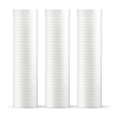 美國3M (3M ) 凈水器通用 PP棉*3+阻垢濾芯*2 原裝替換濾芯 一年裝