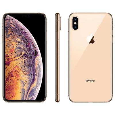 【正品行货】苹果(Apple) iPhone XS 64GB 金色 移动联通电信全网通4G智能手机 全面屏