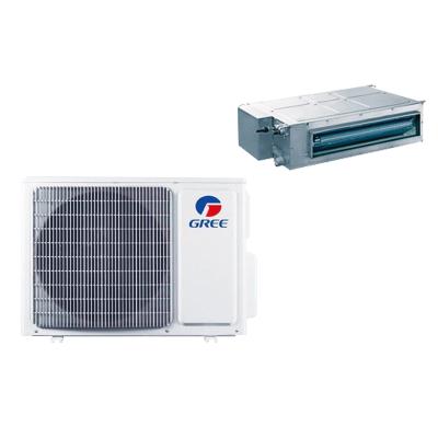 (GREE)格力風管機 FGR7.2Pd/C1Na 變頻 3匹 C1系列家用一拖一風管機中央空調 靜音省電 售價為設備費