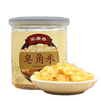 佑康泰皂角米100g/罐 精選皂角米 可搭桃膠雪燕枸杞紅棗蓮子組合食用