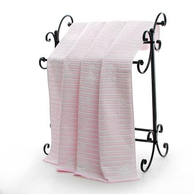 水云丫丫兒童空調被寶寶夏涼被柔軟舒適吸水環保健康純棉方被110*110cm