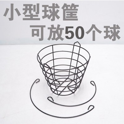 高爾夫球筐 多用籃框 可裝100個球 實用便攜 球框