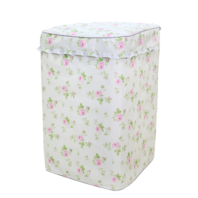 千莎 海尔小天鹅松下美的lg三洋波轮洗衣机罩防水防晒防尘罩上开盖洗衣机罩保护套罩子