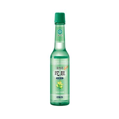 隆力奇瓶裝花露水95ml驅蚊止癢蛇膽清香型成人兒童去痱清涼