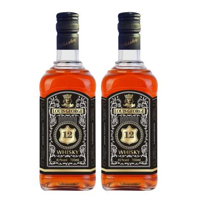 路易乔治威士忌700ml/瓶 41度