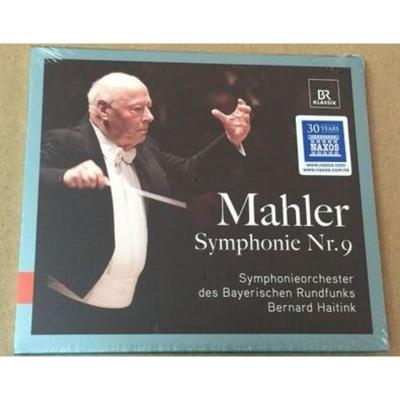 BR Klassik 900113 馬勒 第9交響曲 海丁克指揮 CD 預訂