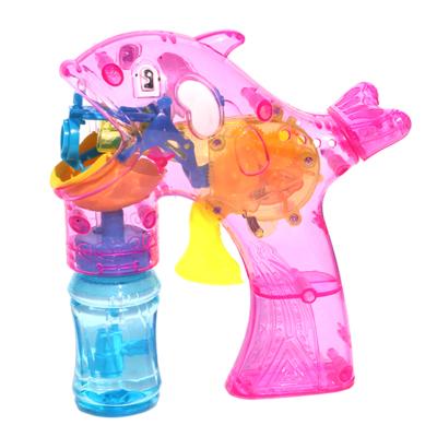 品帥 【送2泡泡水+無需電池】大號海豚泡泡機 手動慣性泡泡 抖音同款吹泡泡玩具 兒童男孩女友 粉色