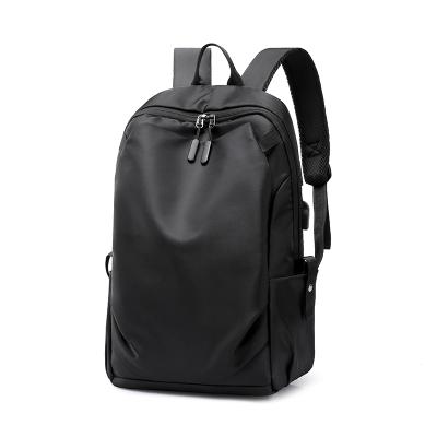 潘达家包包 尼龙防水商务背包 男女休闲旅行双肩包电脑包 2019新款商务书包
