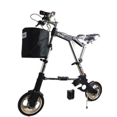 8寸10寸折叠自行车a型bike超轻迷你男女成人单车便携脚踏车