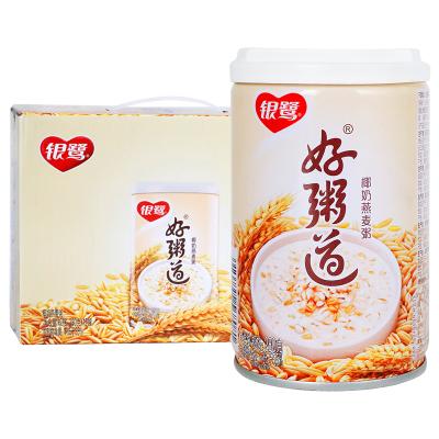 銀鷺八寶粥好粥道椰奶燕麥粥280g*12罐/整箱