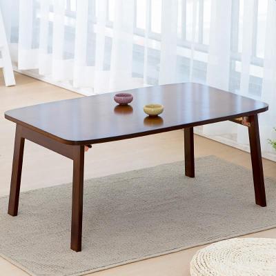 折叠炕桌炕几楠竹实木床上用电脑桌地桌家用榻榻米桌飘窗小矮桌子