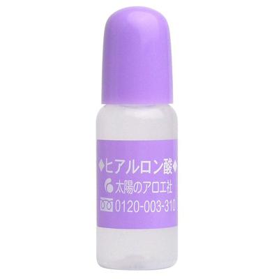 TAIYOSHA 太阳社 太阳芦荟社玻尿酸/透明质酸原液10ml/瓶精华 滋润营养 日本进口 精华液