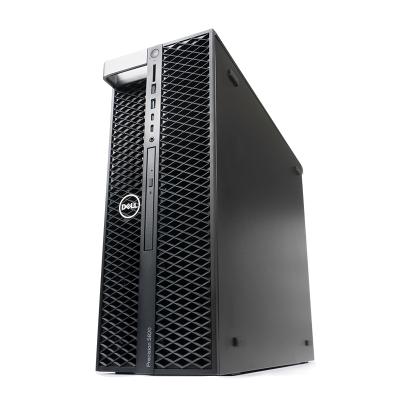戴尔(DELL) T5820塔式图形工作站台式机电脑主机W-2102丨4 核心 2.9G 主频 8G内存丨120G+1T硬盘丨P620 2G独显