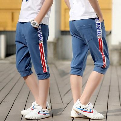 男童短裤儿童夏季薄款裤子新款中大童小男孩休闲运动裤潮