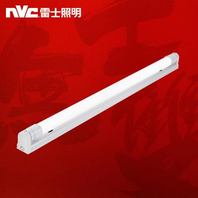 雷士照明NVC 燈管T8LED日光燈管支架燈全套LEDT8照明燈管8W-16W