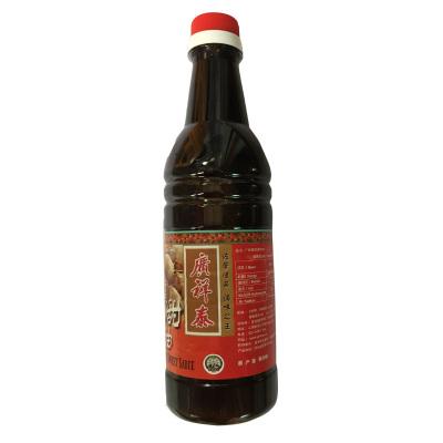 廣祥泰黑甜油640ml新加坡進口甜醬油玫瑰豉油雞調味上色用