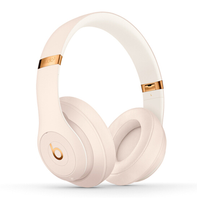 【二手95新】Beats Studio3 Wireless魔音錄音師3代 藍牙無線降噪耳機 陶瓷粉