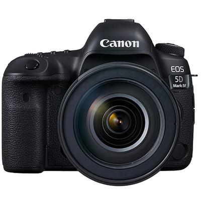 佳能(Canon) EOS 5D4(腾龙24-70mmF2.8 G2) 数码单反相机 单镜头套装 约3040万像素