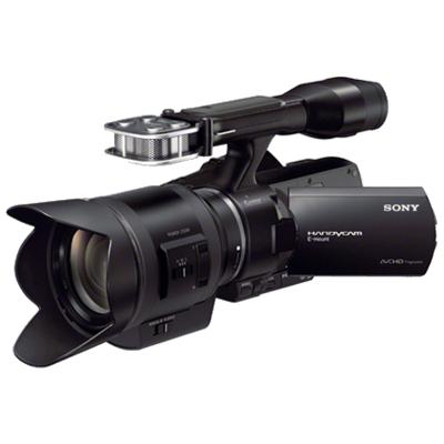 索尼(SONY) NEX-VG30EH(EPZ 18-200mm镜头)高清数码摄像机 约1360万像素 3英寸屏