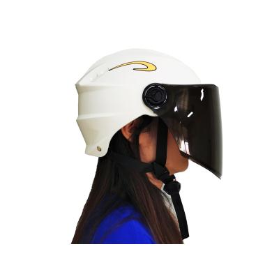 鈴東電動自行車頭盔男女夏季防曬輕便安全式半盔