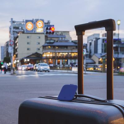 90分行李箱吊牌優質出行旅行箱多彩硅膠旅行箱行李牌