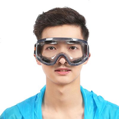 护目镜男劳保防飞溅防风沙骑行工作防尘打磨防灰尘防护眼镜风镜女