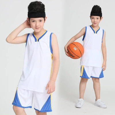 夏季运动儿童篮球服套装男童女童幼儿园小学生婴儿宝宝小孩大童装