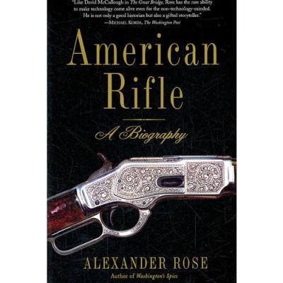 AMERICAN RIFLE(ISBN=9780553384383) 英文原版