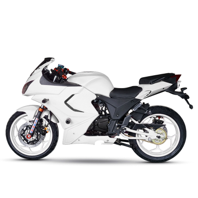 風感覺摩托車跑車北極光電噴200cc大型地平線助力車公路賽街車可上牌