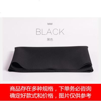进口尾单 橡胶环保瑜伽垫1.5MM超薄健身垫折叠微瑕疵像胶垫