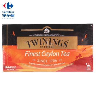 【家乐福】川宁(Twinings)精品锡兰红茶50克