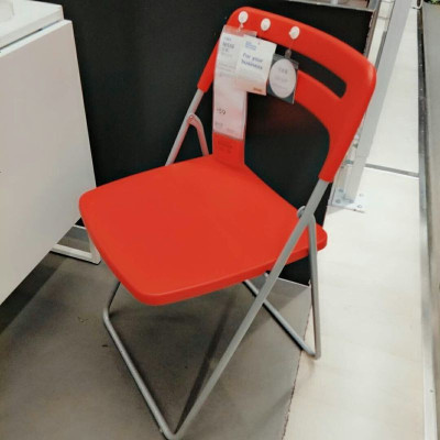 國內正品 尼斯 折疊椅辦公椅餐椅會議椅子