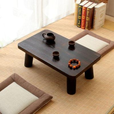 烧桐木实木榻榻米小茶几日式塌塌米小桌子飘窗茶几飘窗桌地台炕桌