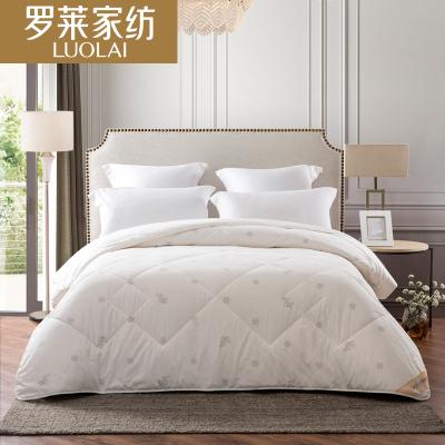 罗莱家纺床上用品被子被芯1.5/1.8米床美棉春秋被 W暄净美棉春秋被
