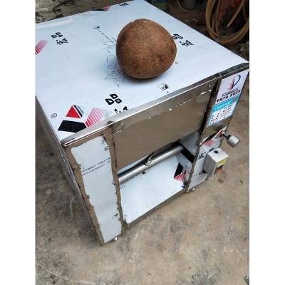 椰子開殼機去殼機剝殼機脫殼機器椰子機刨皮機開蓋機 不銹鋼單工位