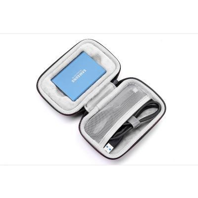 适用三星T5/T3移动硬盘防震包便携保护壳套1.8寸固态移动硬壳包