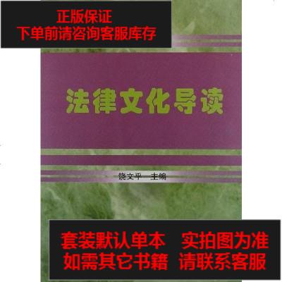 【二手8成新】法律文化導讀 9787560163567