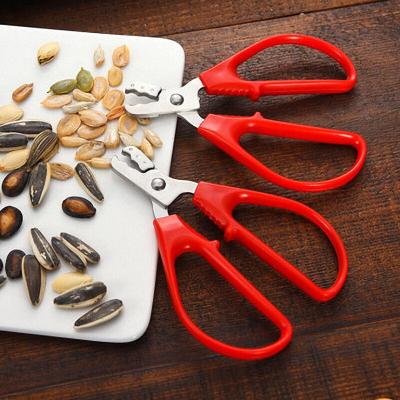 納麗雅(Naliya)瓜子剝殼器吃黑瓜子鉗工具剝瓜子夾瓜子嗑葵花籽西瓜子剝殼器