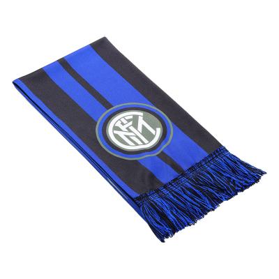 国际米兰俱乐部Inter Milan男女春夏季官方百搭运动户外精品印花图案薄款围巾