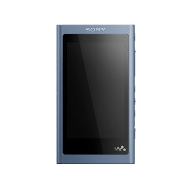 索尼(SONY)NW-A55 Hi-Res高解析度無損黑膠唱片處理器音樂播放器MP3 16GB 月光藍