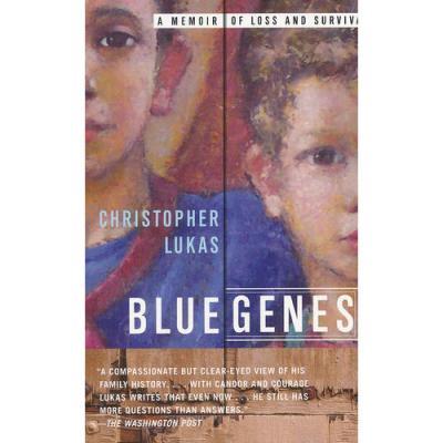 BLUE GENES(ISBN=9780767929011) 英文原版